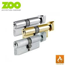 Euro Cylinder Size Chart Euro Cylinder Lock With Thumb Turn Fire Rated 35 35t 70mm Door Superstore
