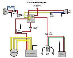 xs650 bobber wiring diagram the wiring diagram wiring diagram shaun field kaizen total improvement wiring diagram