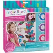 Make It Real Křídy Na Vlasy A Tetování