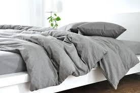 light gray comforters popular light gray duvet cover bedding west elm intended for light gray comforter