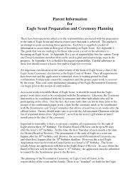 eagle scout letter of recommendation form eagle scout letter of recommendation sample from parents compatible