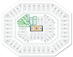 Smith Center Seating Which Sections Are On The Home Side At