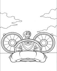 Paw Patrol Coloring Pages To Print And Download For Free