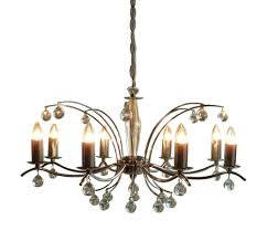 chandelier chandelier rona chandeliers hanging silver iron with 8 neon and crystal lamp jpg