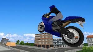 moto bike. extreme city moto bike 3d- screenshot