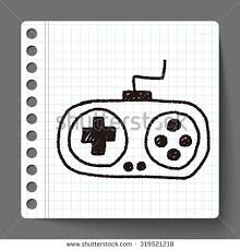 remote control drawing. game remote control doodle drawing t