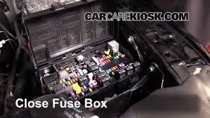 replace a fuse 2011 2016 ram 1500 2014 ram 1500 big horn 3 6l 2014 Dodge Ram Fuse Diagram 6 replace cover secure the cover and test component 2013 dodge ram fuse diagram