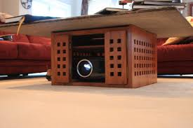 home theater table. custom consealment - electronics concealed contemporary-home-theater home theater table .