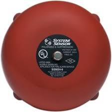 fire alarm bells, waterflow alarm bells system sensor fire sprinkler water flow bell at 120v Fire Alarm Bell Wiring Diagram