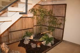 21 under stairs pebble garden ideas