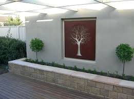 outdoor wall art ideas outdoor tree outdoor wall art decor ideas iron wall decor outdoor outdoor outdoor wall art