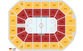 Wolves Hockey Seating Chart 47 Veracious Chicago Wolves Seating Chart