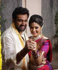 Actress Meghana Raj engaged to Kannada actor Chiranjeevi Sarja