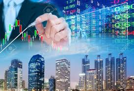 This stock market background is free loop to use for creators like you. Stock Market Concept Stock Market Background Stock Photo Picture And Royalty Free Image Image 44816172