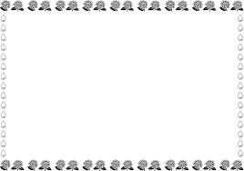 夏の花の飾り枠07 あじさい 花の無料イラスト素材 イラストポップ
