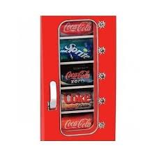 Coca Cola Mini Vending Machine Awesome Soda Vending Machine Coke Coca Cola Pop Drink Can Dispensing Fridge