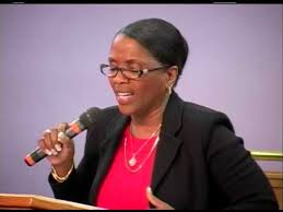 Minister Sandra Fields - St. Louis, MO - YouTube