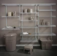fast track wire shelving for garages