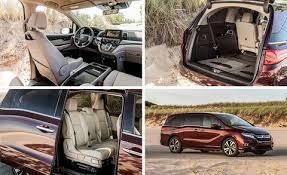 2017 Chrysler Pacifica Vs 2018 Honda Odyssey 2017 Toyota