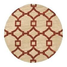 beige round rug 7 ft round rug charming 9 foot round rug sawyer beige red 7