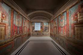 the r republic essay heilbrunn timeline of art history   cubiculum bedroom from the villa of p fannius synistor at boscoreale