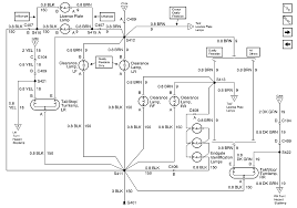 1997 chevy silverado tail light wiring diagram 1999 chevy tahoe dome light wiring diagram 1999