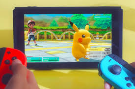 pokémon let s go is a turning point that could change the future of the series