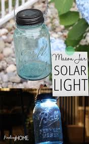 findinghome com diy mason jar solar