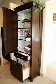 Bathroom Tower Storage Elegant Bathroom Storage Tower Anoceanviewcom Home Design