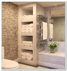 bathroom towel rack ideas storage with a marvelous intended for plans 6 architecture 15 cool diy
