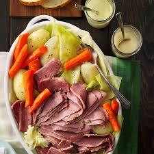 Cooking Light Corned Beef Cabbage Favorite Corned Beef And Cabbage