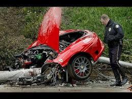 HORRIFIC CAR CRASH - YouTube