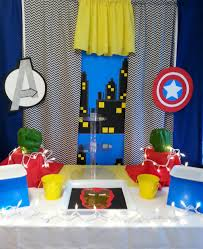 Avengers Party Decorations Boys Birthday Party Decorations Top Event Mississauga
