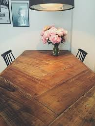 49 Epic DIY Dinning Table Projects For Your Home  Diy Dining Room ...