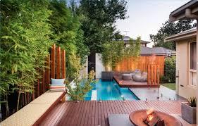 pool designs. Outdoor Entertaining And A Zen Pool Design - Freshome.com Designs L