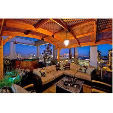Outdoor GreatRoom ALLURESED Sedona Tempered Glass Tabletop Fire PitOutdoor Great Room