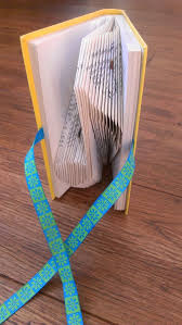 book folding pattern al note design by thefoldedbookpany book art book folding patterns book folding and patterns