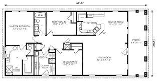 3 Bedroom Open Floor House Plans Ideas Custom Design