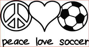 Small Picture Soccer Coloring Pages Soccer Coloring Pages To Print Soccer Ball