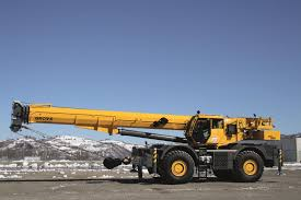 Grove Grt8100 Load Chart Pioneers Rough Terrain Cranes Article Khl