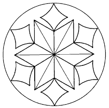 Stained Glass Pattern New Snowflake Stained Glass Stepping Stone Pattern Patterns