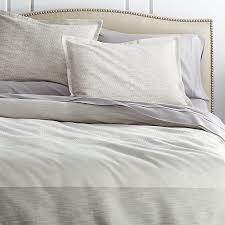 desmond duvet covers and pillow shams our luxurious desmond bed linens play with pattern