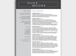 Creative Resume Templates For Mac Best Free Resume Template Mac Valid Free Creative Resume Templates For