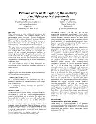 data analysis section of research paper list