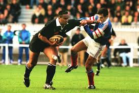 rugby union 1995 all black tour of france second test france 12 new