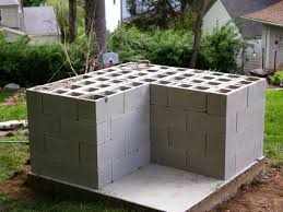 homemade outdoor furniture ideas. Image Of: Concrete Homemade Outdoor Furniture Ideas O