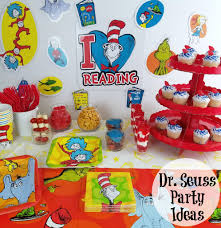 Dr Seuss Party Decorations How To Throw A Fun Dr Seuss Party