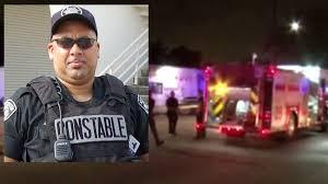 Deputy Constable Shot 4 Times Houston Police Nbc 5 Dallas Fort Worth