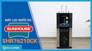 Điện máy XANH (dienmayxanh.com) - Máy lọc nước RO nóng lạnh Sunhouse - Ưu  đãi thật sâu