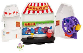 <b>Игровой</b> набор Mattel <b>Toy Story 4</b> Звездное приключение Базза ...